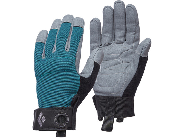 Black Diamond Crag Gants Femme, raging sea